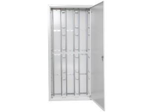 Шкаф настенный телефонный под 120 плинтов (крепление на штанги) LSA-PROFIL SINELLS ШРН-1200