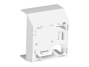 Фронтальный адаптер 47 серии для миниканала 60х16 Efapel 10079 ABR