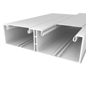 Модульный короб 185х50 (метр) Efapel 16040 CBR