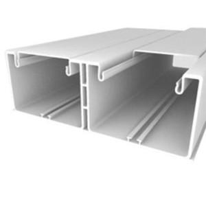 Модульный короб 185х65 (метр) Efapel 16060 CBR
