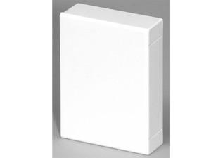 Заглушка для короба 90х50 Efapel 16025 ABR