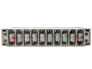 10 парный магазин защиты от перенапряжения с разрядниками SINELLS SEV230