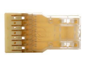 Вилка 4 парная тип 110 SINELLS PLUG 110-4