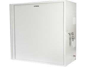 Шкаф антивандальный 19 15U, 600х600х769 мм, металлическая дверь серый GYDERS GDR-156060GA