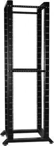 Серверная стойка 19 двухрамная 27U, глубина 600 мм GYDERS GDR-27266B