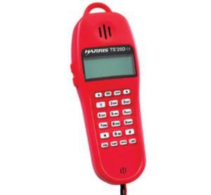 Тестовая телефонная трубка Fluke Harris HAR-TS25D