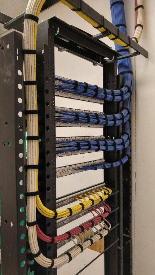 серверные шкафы 19 дюймов